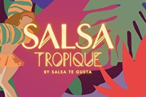 Salse night in Bar Botanique